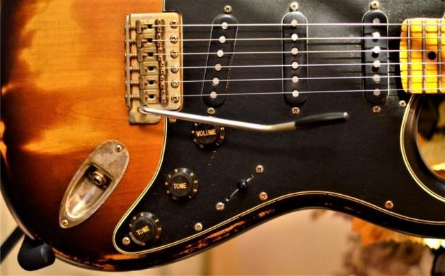 Suburst Fender Stratocaster Relic
