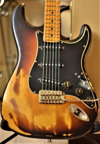 Fender Stratocaster Heavy Relic Sunburst