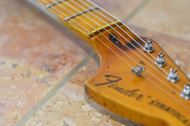 Fender Stratocaster Relic Neck