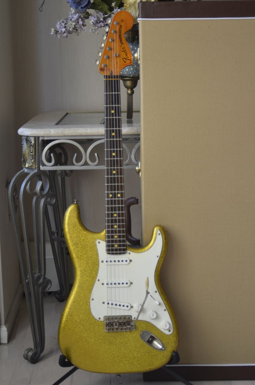 Fender Stratocaster Relic Sparkle for sale