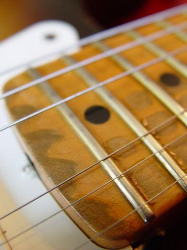 Neck Vince Cunetto Fender Custom Shop Relic Stratocaster