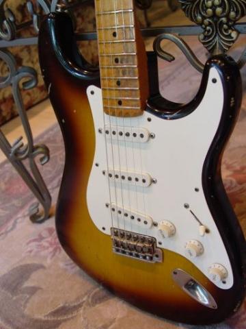 1999 Fender Custom Shop Relic Stratocaster