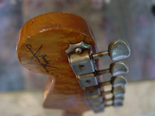 Aged Birdseye Maple Rusty Pings Fender Custom Shop Relic Stratocaster