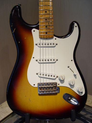 Fender Custom Shop Relic Stratocaster 1999
