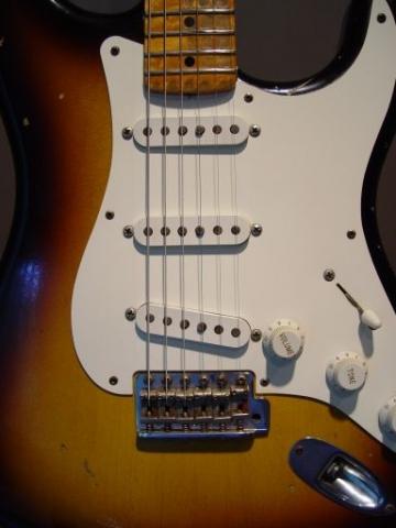 Fender Custom Shop Relic Stratocaster Reissue