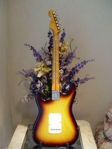 Fender Custom Shop Relic Stratocaster Sunburst Reissue