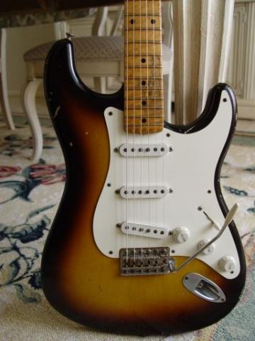 Fender Custom Shop Relic Stratocaster