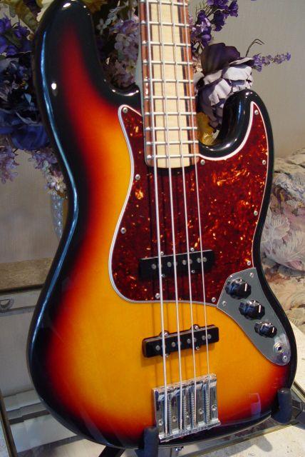 Fender Jazz Bass Custom Shop Masterbuilt Neck