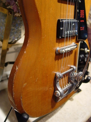1978 Gibson SG Deluxe Bigsby
