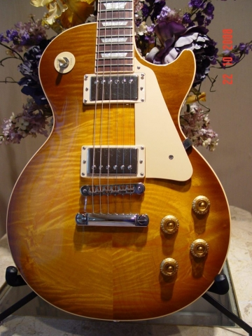 Gibson LP5 Standard Les Paul Plus AAA