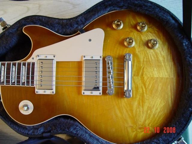 In Case Gibson LP5 Standard Les Paul Plus