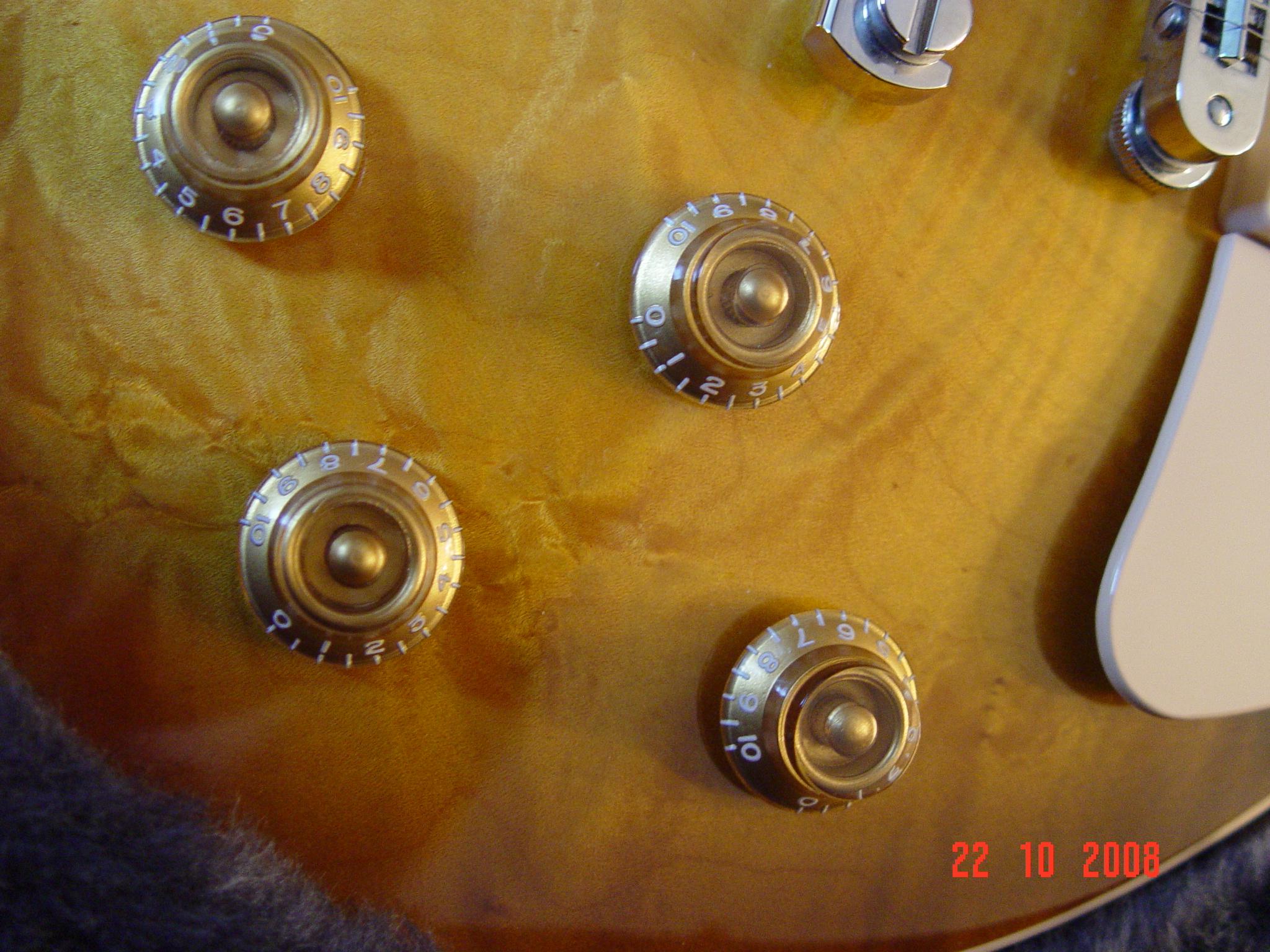 Gibson LP5 Standard Les Paul Plus AAA Top