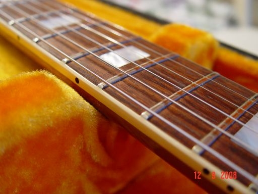 Fretless Wonder Vintage Gibson SG Deluxe