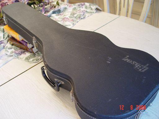 Vintage Guitar Case Gibson SG Deluxe