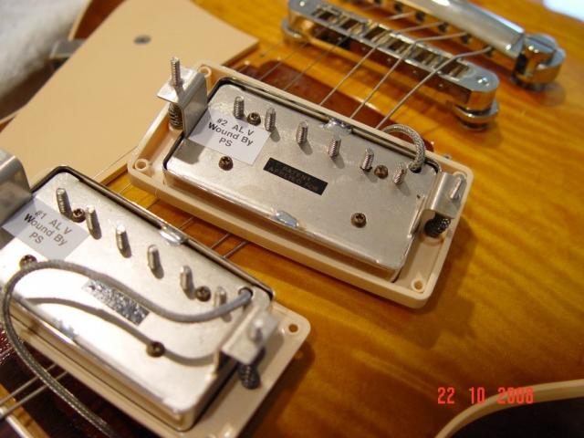 Gibson LP5 Standard Les Paul Plus Pickups
