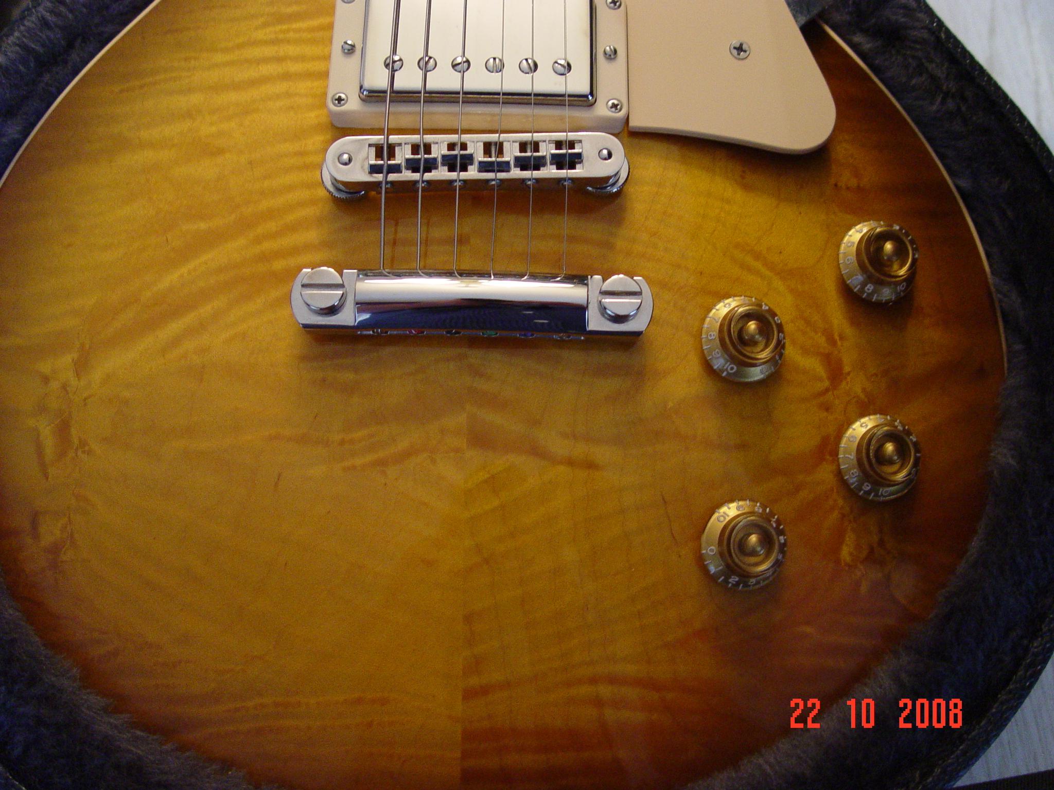 Gibson LP5 Standard Les Paul Plus Quilt top