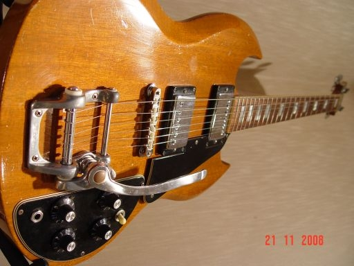 Vintage Gibson SG Deluxe