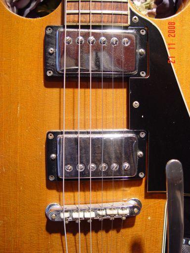 1978 Gibson SG Deluxe Humbuckers T-Tops