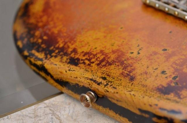 Fender Stratocaster Sunburst Heavy Relic