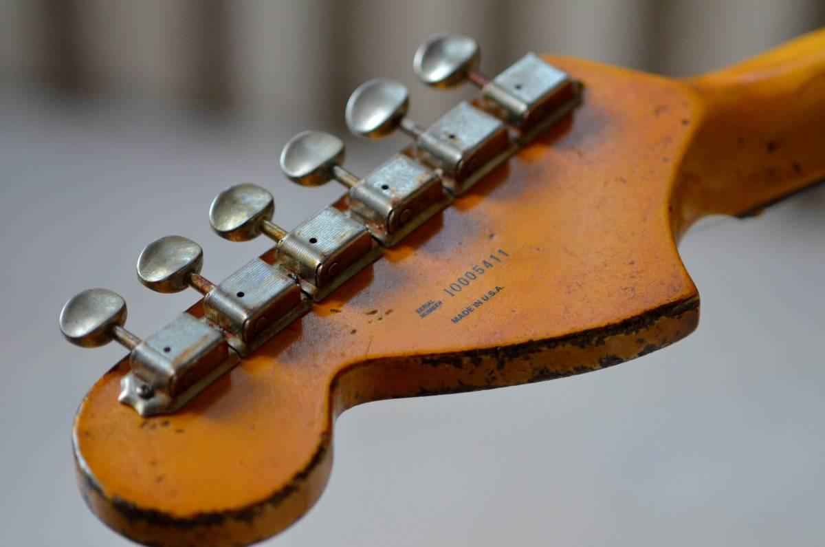 Fender Relic Headstock