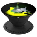 Rock N Roll Guitar Music - PopSockets Grip and Stand for Phones and Tablets