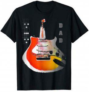 Dad Chord Guitar T-Shirt