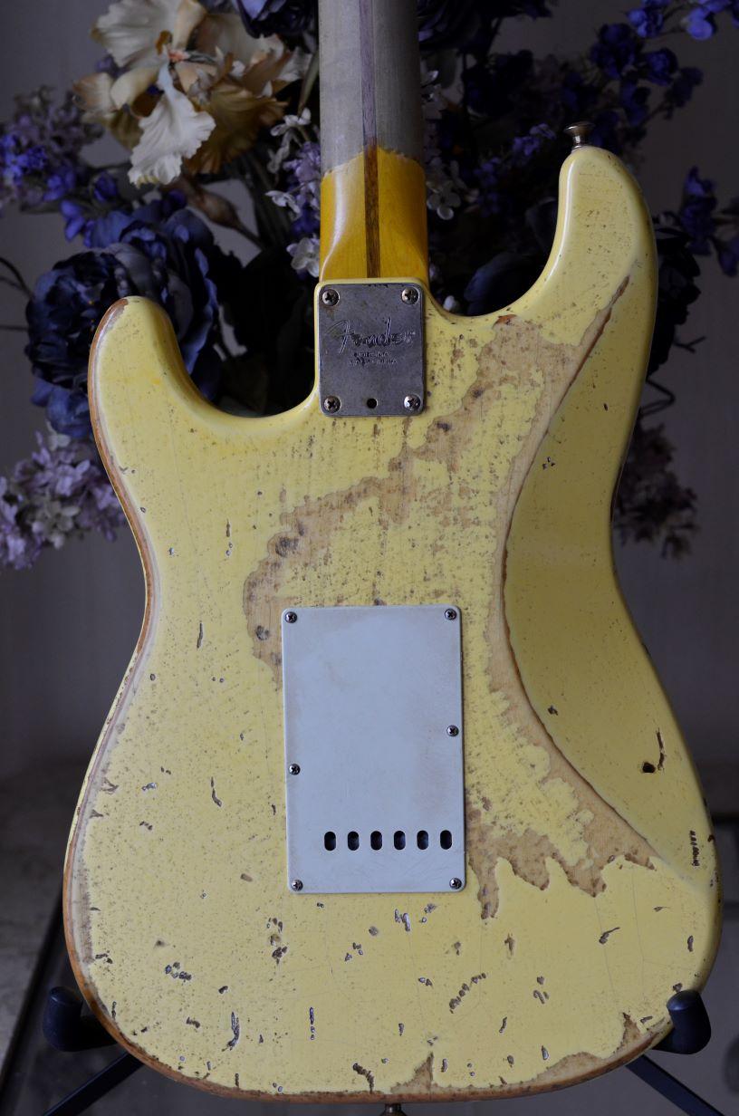 Fender Stratocaster Heavy Relic Finish Wear