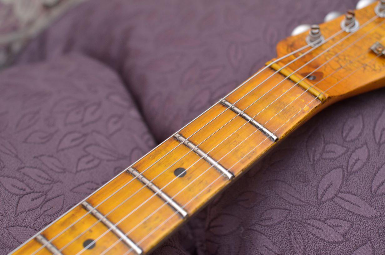 Fender Telecaster Custom Aged Maple Neck