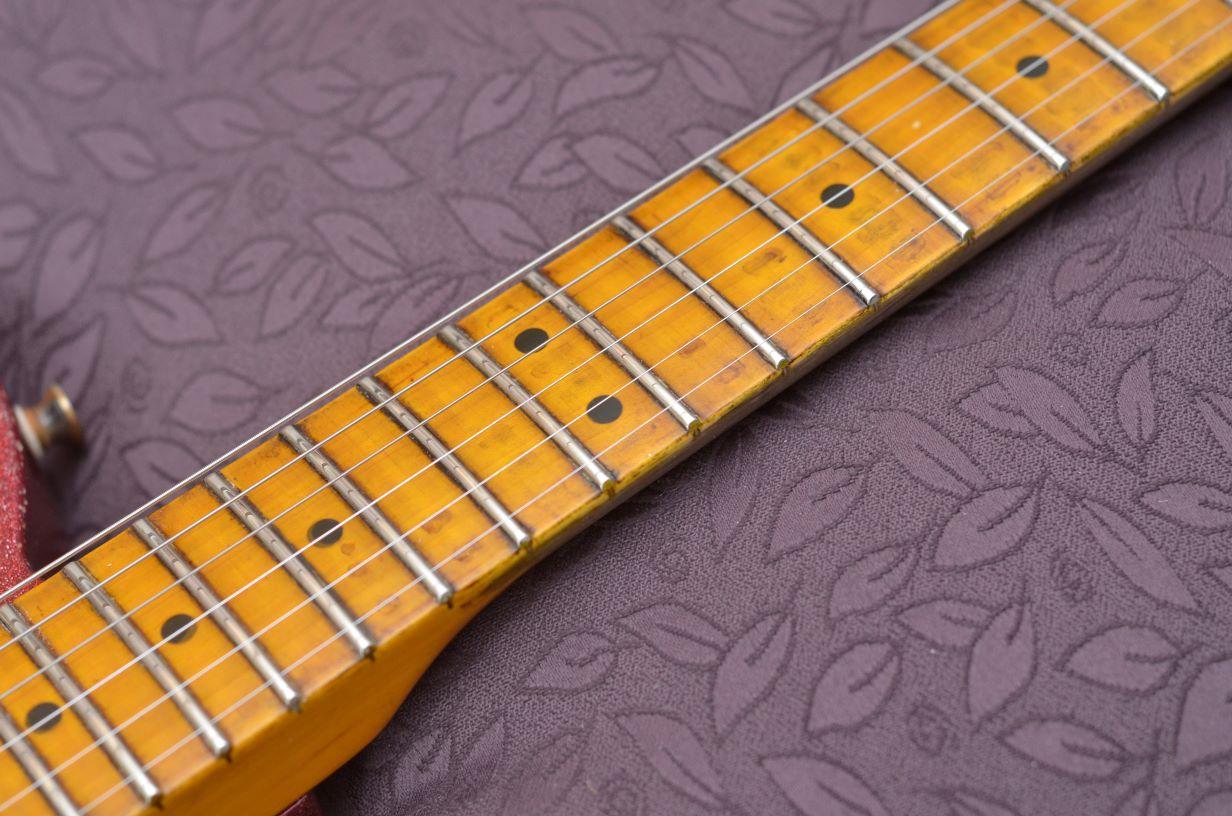 Fender Telecaster Custom Relic Maple Neck