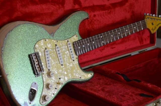 Fender Stratocaster Heavy Relic