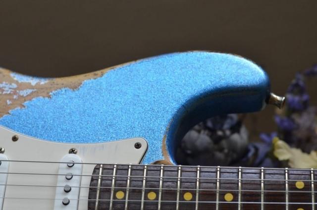 Fender Custom Stratocaster Rosewood Neck