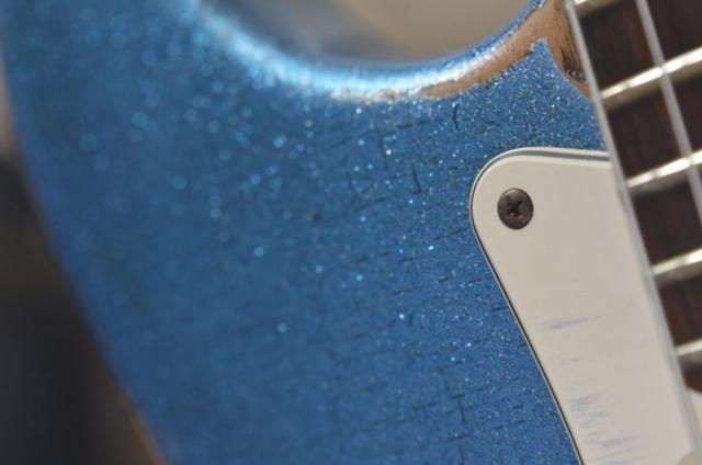 Fender Custom Stratocaster Relic Checking
