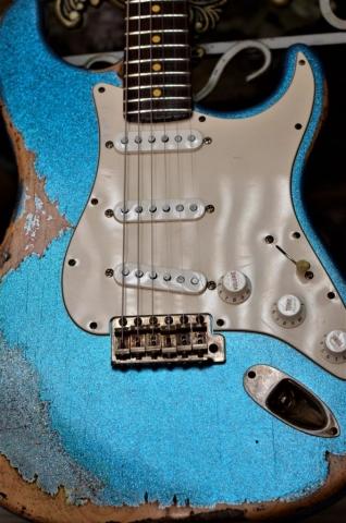 Fender Stratocaster Relic