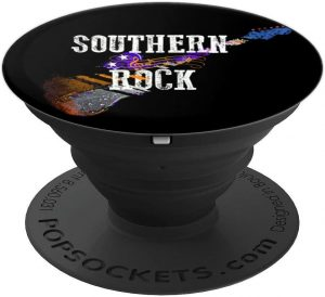 Southern Rock US Flag Colorful PopSockets
