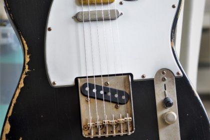 Fender Telecaster Custom Heavy Relic