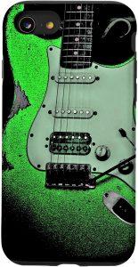 iPhone SE (2020) / 7 / 8-Vintage Guitar Case on AMAZON