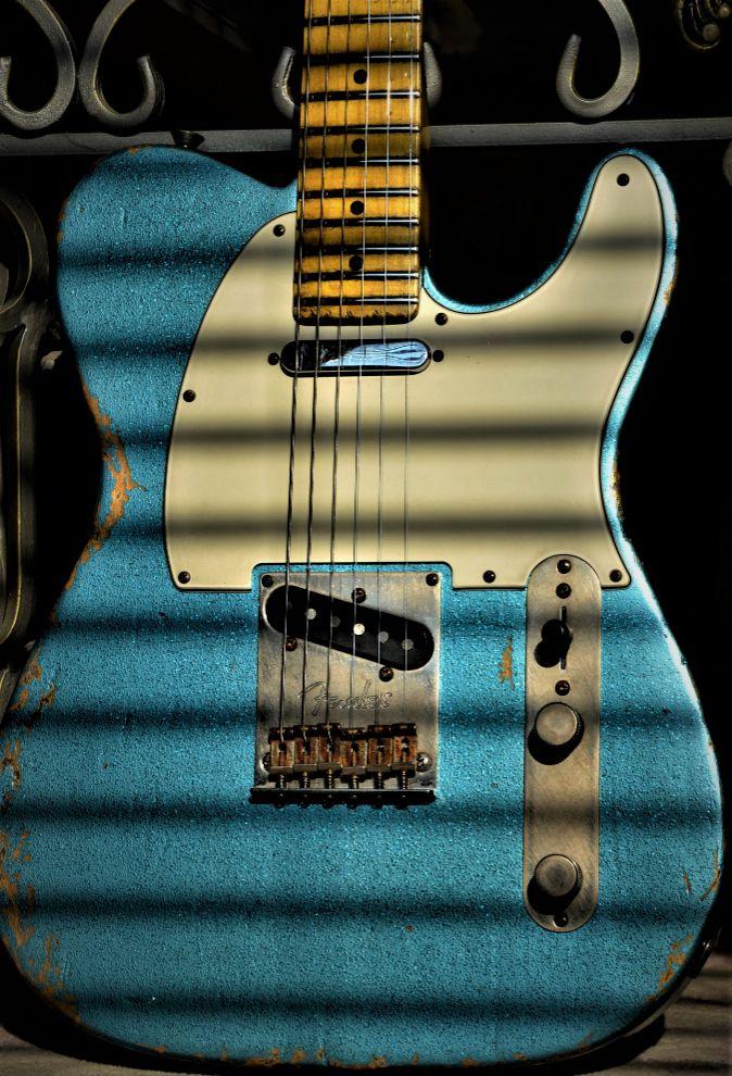 Fender Custom Telecaster Relic