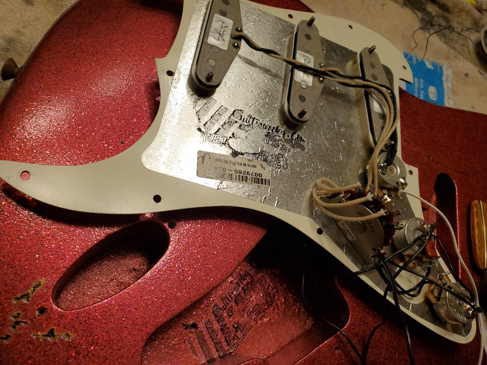 Fender Custom Shop 69's Pickups