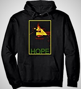 Hope I Get an Electric Guitar for Christmas-Hanukkah Holiday Pullover Hoodie
