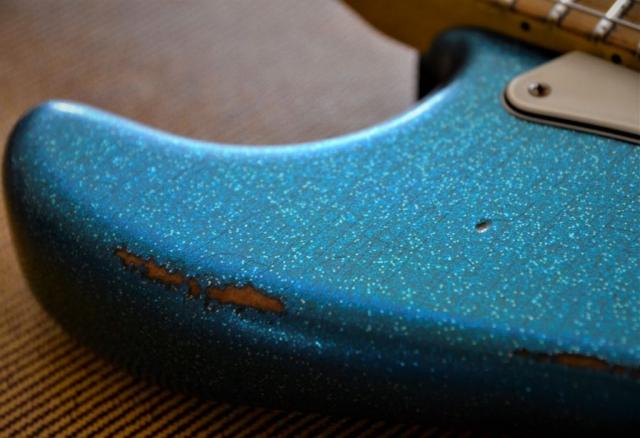 Fender Custom Relic Strat
