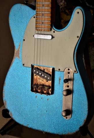 Fender Custom Relic Telecaster