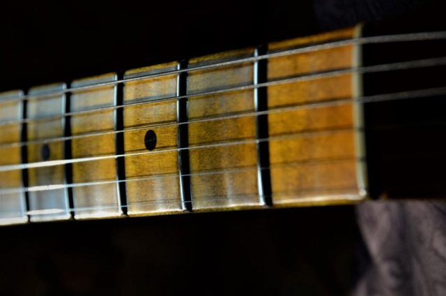 Vintage Fender Maple Neck
