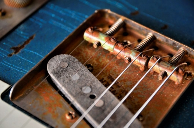 Relic Fender Telecaster Pickup