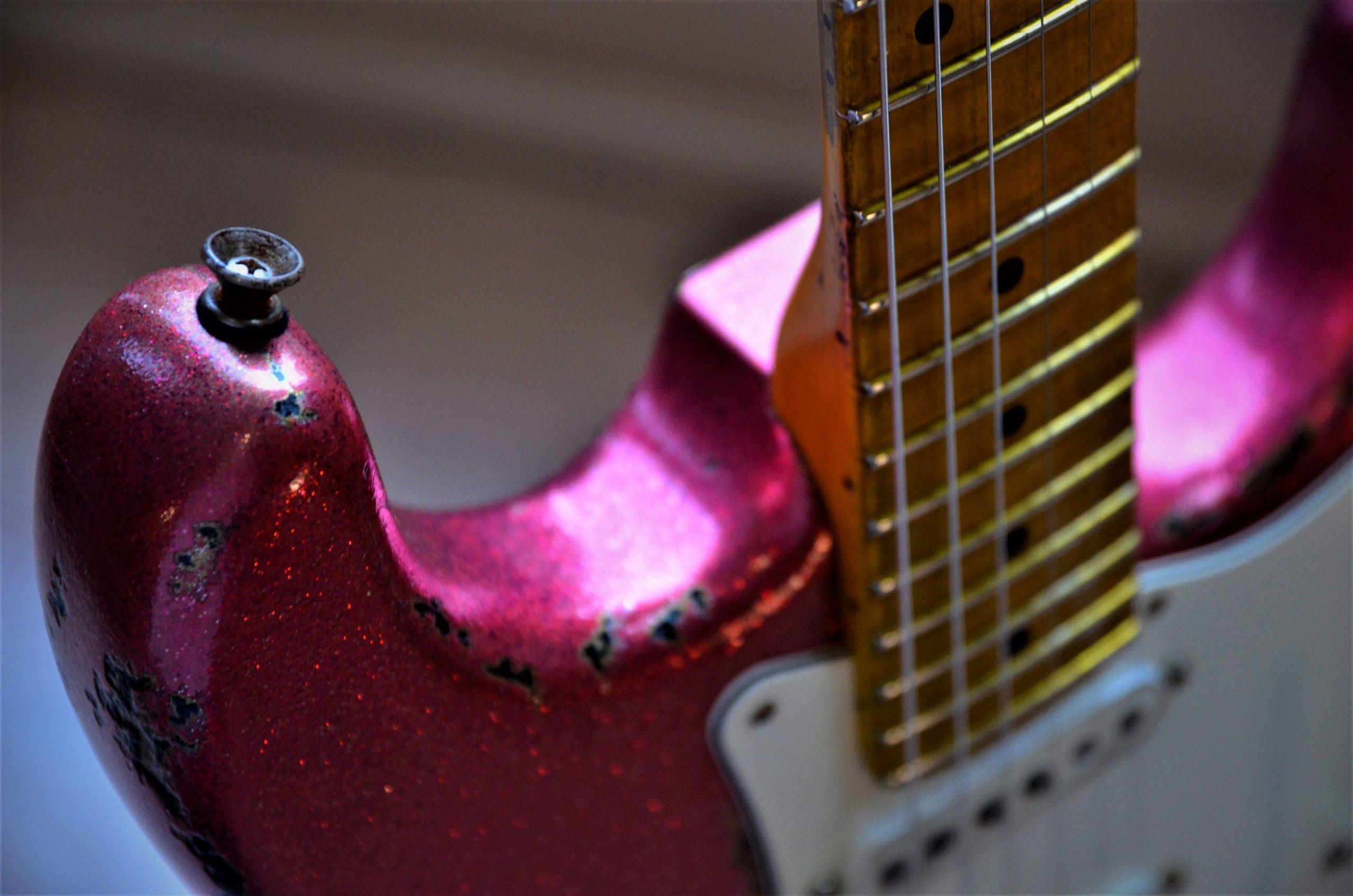 Fender Strat Red