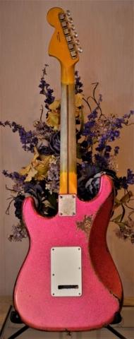 Sanded Neck  Fender Stratocaster Custom Relic Aged