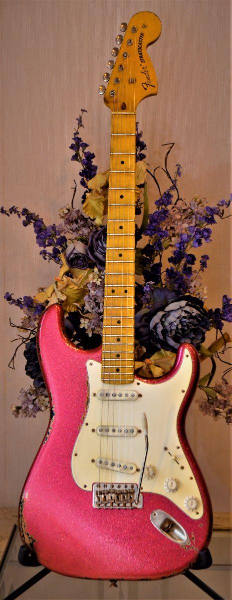 Vintage Fender Stratocaster Custom Relic Aged