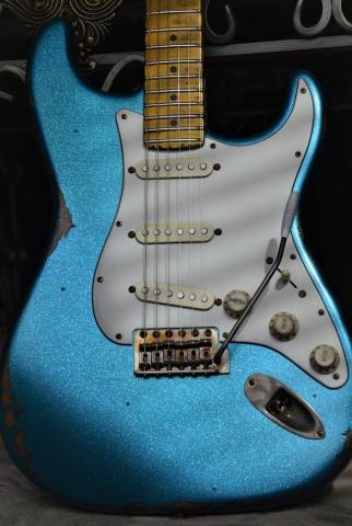 Custom Fender American Performer Relic