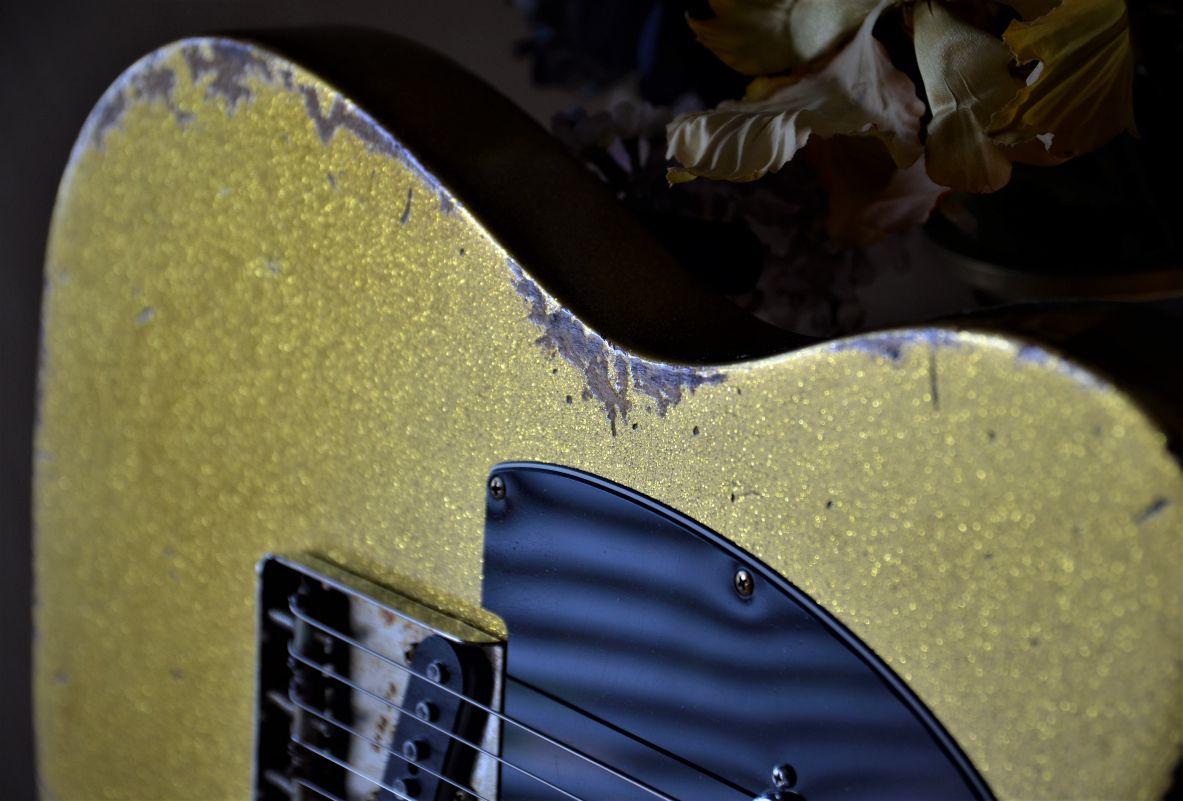 Relic Telecaster Fender Custom