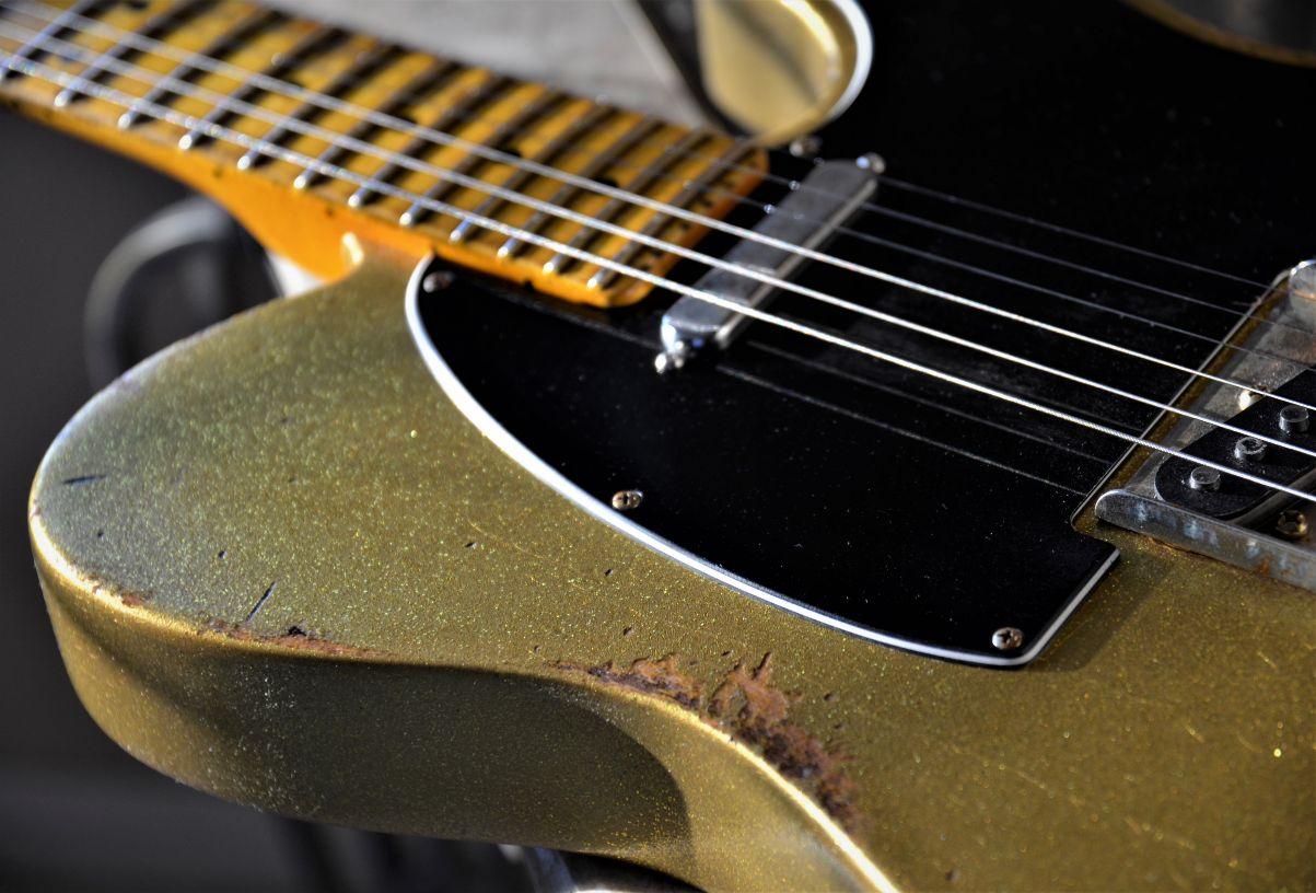 Fender Relic Telecaster