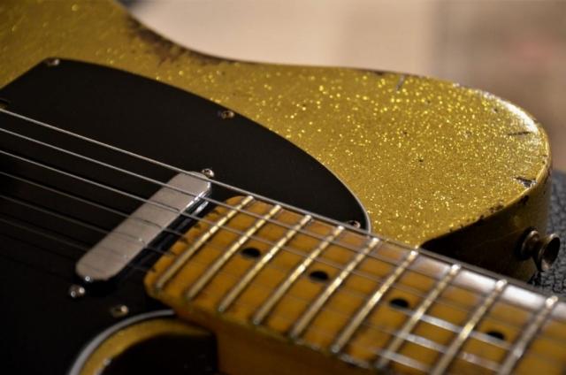 American Fender Custom Telecaster